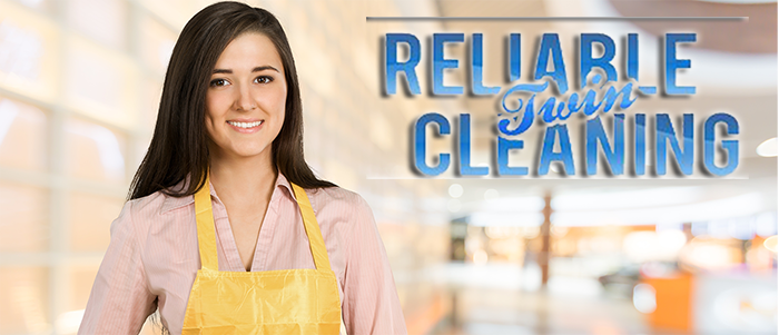 Reliable Twin Cleaning | Residential and Commercial Cleaning